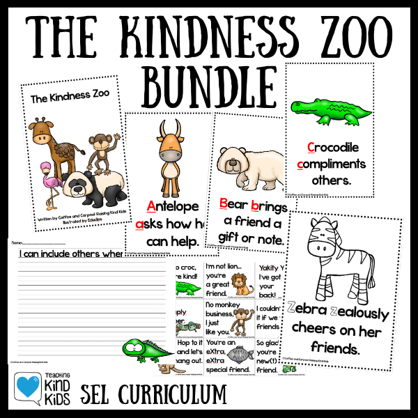 Kindness Zoo product - Copy