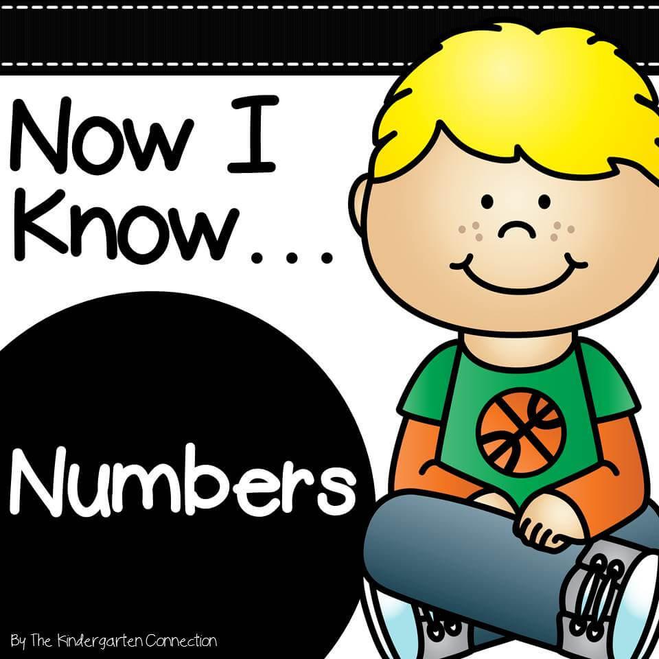 Preschool Number Centers TKC