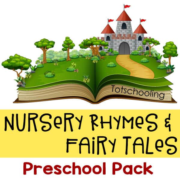 Preschool Nursery Rhymes _ Fairy Tales Preschool Pack
