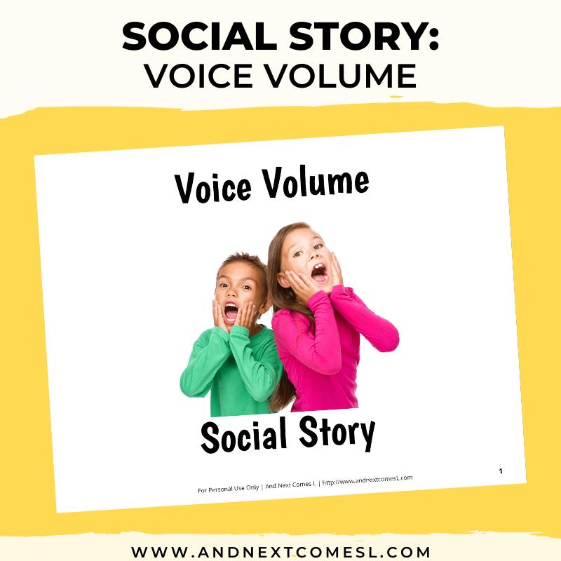 Preschool social-story-about-voice-volume-square