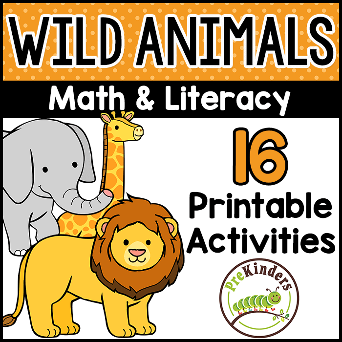 Preschool wild-animal-theme2