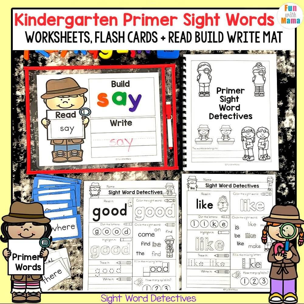 kindergarten-sight-words-funwithmama