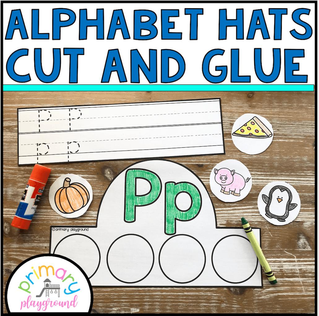 Alphabet Hats Thumbnail