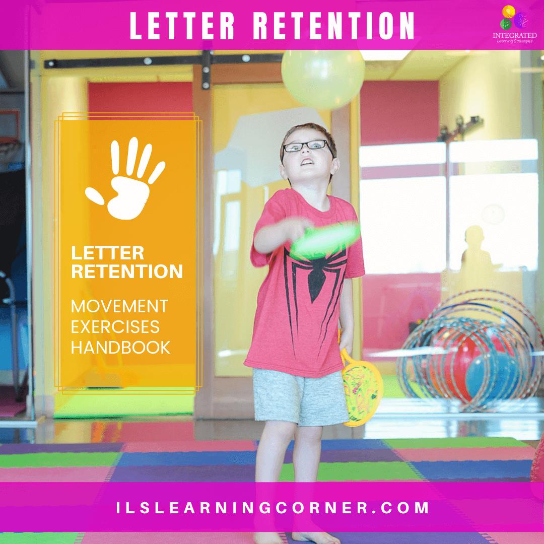 Letter retention handbook