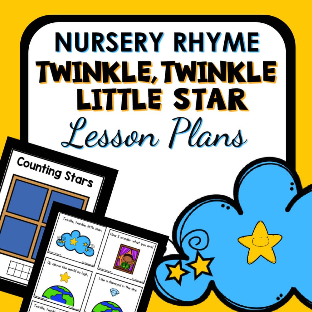 Twinkle Twinkle-Preschool Teacher 101
