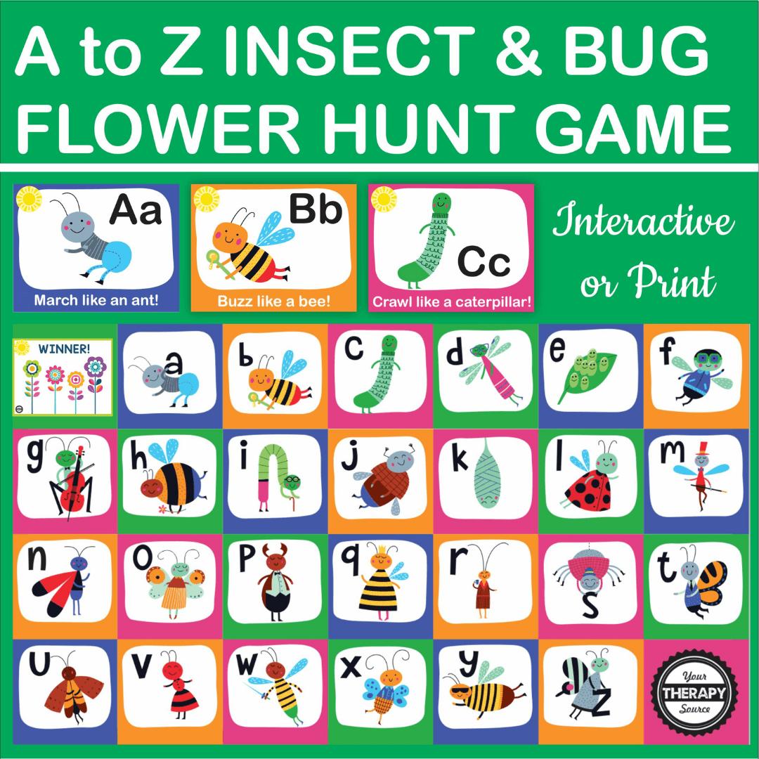 bug activities